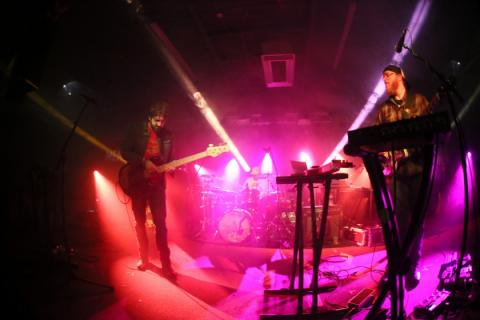 Perpetual Groove at The Blind Tiger