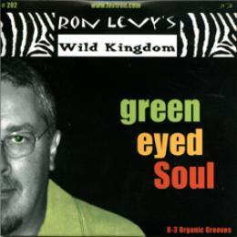Ron Levy's Wild Kingdom - Green Eyed Soul CD