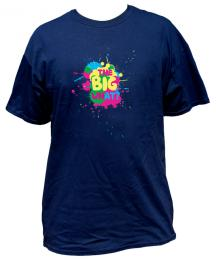 The BIG What? 2012 T Shirt (front)