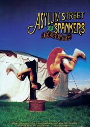 Asylum Street Spankers - Sideshow Fez DVD