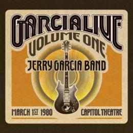 Jerry Garcia Band - Capital Theatre 3/1/80 (3CDs)