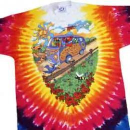 Summer Tour Bus T-Shirt: Front