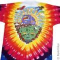 Summer Tour Bus T-Shirt: Back